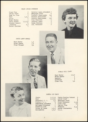 Page 11, 1958 Edition, Killbuck High School - Antler Yearbook (Killbuck, OH) online yearbook collection