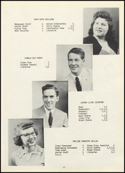 Page 15, 1958 Edition, Killbuck High School - Antler Yearbook (Killbuck, OH) online yearbook collection