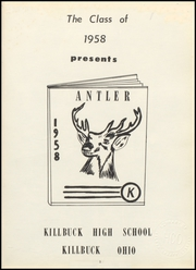 Page 5, 1958 Edition, Killbuck High School - Antler Yearbook (Killbuck, OH) online yearbook collection