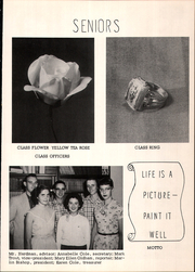 Page 11, 1957 Edition, Mount Blanchard High School - Leaves Yearbook (Mount Blanchard, OH) online yearbook collection