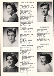 Page 12, 1957 Edition, Mount Blanchard High School - Leaves Yearbook (Mount Blanchard, OH) online yearbook collection