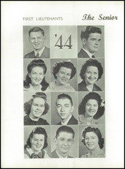 Page 10, 1944 Edition, Marlboro High School - Scenario Yearbook (Marlboro, OH) online yearbook collection
