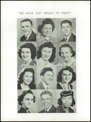 Page 12, 1944 Edition, Marlboro High School - Scenario Yearbook (Marlboro, OH) online yearbook collection