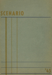 1945 Edition, Marlboro High School - Scenario Yearbook (Marlboro, OH)