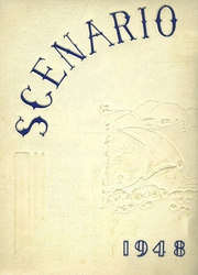 1948 Edition, Marlboro High School - Scenario Yearbook (Marlboro, OH)