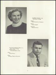 Page 15, 1957 Edition, Marlboro High School - Scenario Yearbook (Marlboro, OH) online yearbook collection
