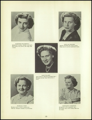 Page 14, 1950 Edition, Bloomville High School - Green and White Yearbook (Bloomville, OH) online yearbook collection