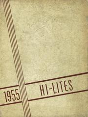 1955 Edition, West Unity High School - Hi Lites Yearbook (West Unity, OH)