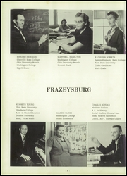 Page 12, 1958 Edition, Frazeysburg High School - Fra Hi An Yearbook (Frazeysburg, OH) online yearbook collection