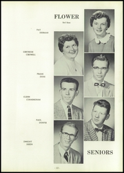 Page 17, 1958 Edition, Frazeysburg High School - Fra Hi An Yearbook (Frazeysburg, OH) online yearbook collection
