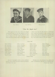 Page 10, 1945 Edition, Bryan High School - Bryannual Yearbook (Yellow Springs, OH) online yearbook collection