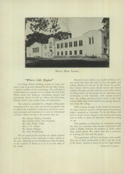 Page 12, 1945 Edition, Bryan High School - Bryannual Yearbook (Yellow Springs, OH) online yearbook collection
