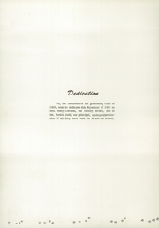 Page 6, 1955 Edition, Bryan High School - Bryannual Yearbook (Yellow Springs, OH) online yearbook collection