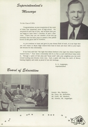 Page 9, 1955 Edition, Bryan High School - Bryannual Yearbook (Yellow Springs, OH) online yearbook collection