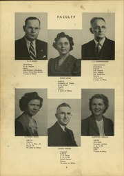 Page 14, 1946 Edition, Olney High School - Olnette Yearbook (Northwood, OH) online yearbook collection