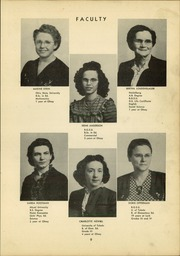 Page 15, 1946 Edition, Olney High School - Olnette Yearbook (Northwood, OH) online yearbook collection