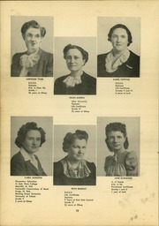 Page 16, 1946 Edition, Olney High School - Olnette Yearbook (Northwood, OH) online yearbook collection