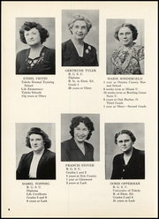 Page 12, 1948 Edition, Olney High School - Olnette Yearbook (Northwood, OH) online yearbook collection