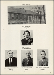 Page 13, 1948 Edition, Olney High School - Olnette Yearbook (Northwood, OH) online yearbook collection