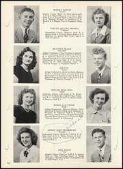 Page 16, 1948 Edition, Olney High School - Olnette Yearbook (Northwood, OH) online yearbook collection