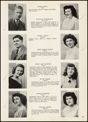 Page 17, 1948 Edition, Olney High School - Olnette Yearbook (Northwood, OH) online yearbook collection