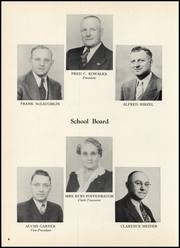 Page 8, 1948 Edition, Olney High School - Olnette Yearbook (Northwood, OH) online yearbook collection