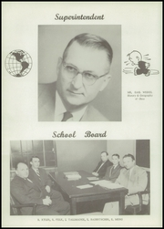 Page 10, 1954 Edition, Jeromesville High School - Cristata Yearbook (Jeromesville, OH) online yearbook collection