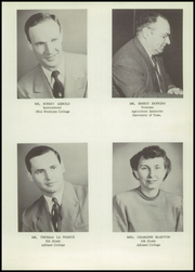 Page 13, 1954 Edition, Jeromesville High School - Cristata Yearbook (Jeromesville, OH) online yearbook collection