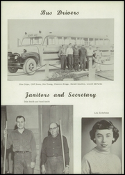 Page 16, 1954 Edition, Jeromesville High School - Cristata Yearbook (Jeromesville, OH) online yearbook collection