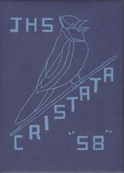 Page 1, 1958 Edition, Jeromesville High School - Cristata Yearbook (Jeromesville, OH) online yearbook collection
