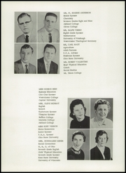 Page 10, 1958 Edition, Jeromesville High School - Cristata Yearbook (Jeromesville, OH) online yearbook collection