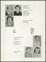 Page 12, 1958 Edition, Jeromesville High School - Cristata Yearbook (Jeromesville, OH) online yearbook collection