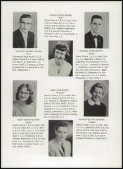 Page 15, 1958 Edition, Jeromesville High School - Cristata Yearbook (Jeromesville, OH) online yearbook collection