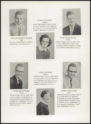 Page 17, 1958 Edition, Jeromesville High School - Cristata Yearbook (Jeromesville, OH) online yearbook collection