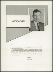 Page 6, 1958 Edition, Jeromesville High School - Cristata Yearbook (Jeromesville, OH) online yearbook collection