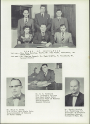 Page 11, 1954 Edition, Wakeman High School - Memoirs Yearbook (Wakeman, OH) online yearbook collection