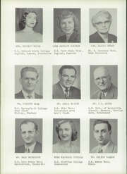 Page 12, 1954 Edition, Wakeman High School - Memoirs Yearbook (Wakeman, OH) online yearbook collection
