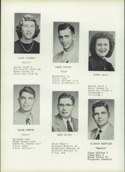 Page 16, 1954 Edition, Wakeman High School - Memoirs Yearbook (Wakeman, OH) online yearbook collection