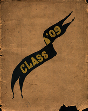 Creston High School - Annual Yearbook (Creston, OH) online yearbook collection, 1909 Edition, Page 1