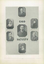 Page 10, 1925 Edition, Creston High School - Annual Yearbook (Creston, OH) online yearbook collection