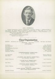Page 14, 1925 Edition, Creston High School - Annual Yearbook (Creston, OH) online yearbook collection