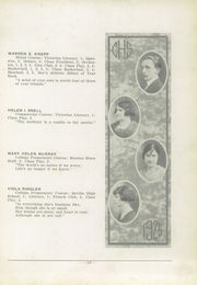 Page 17, 1925 Edition, Creston High School - Annual Yearbook (Creston, OH) online yearbook collection
