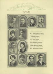 Page 14, 1929 Edition, Creston High School - Annual Yearbook (Creston, OH) online yearbook collection