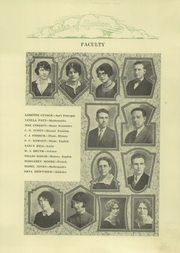 Page 15, 1929 Edition, Creston High School - Annual Yearbook (Creston, OH) online yearbook collection