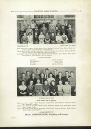Page 14, 1936 Edition, Creston High School - Annual Yearbook (Creston, OH) online yearbook collection