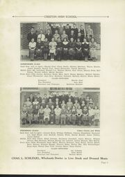 Page 15, 1936 Edition, Creston High School - Annual Yearbook (Creston, OH) online yearbook collection