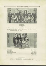 Page 17, 1936 Edition, Creston High School - Annual Yearbook (Creston, OH) online yearbook collection