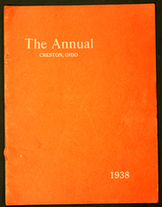 Creston High School - Annual Yearbook (Creston, OH) online yearbook collection, 1938 Edition, Page 1