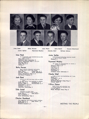 Page 12, 1939 Edition, Creston High School - Annual Yearbook (Creston, OH) online yearbook collection