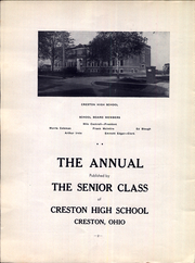 Page 6, 1939 Edition, Creston High School - Annual Yearbook (Creston, OH) online yearbook collection